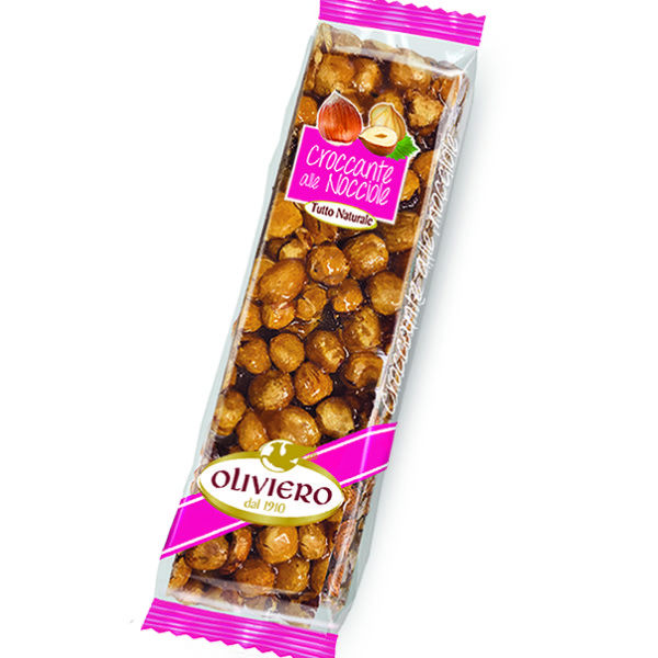 Croccante alle arachidi, mandorle e nocciole