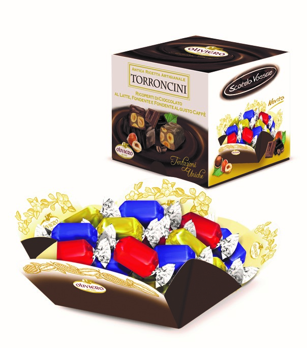 Cubotto Torroncini tartufati 280g