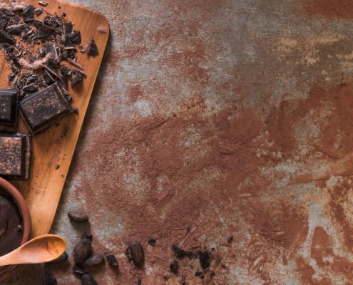 Cioccolato e cosmesi